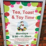 Tea, toast and toys, St Andrew's, Gerrards Cross